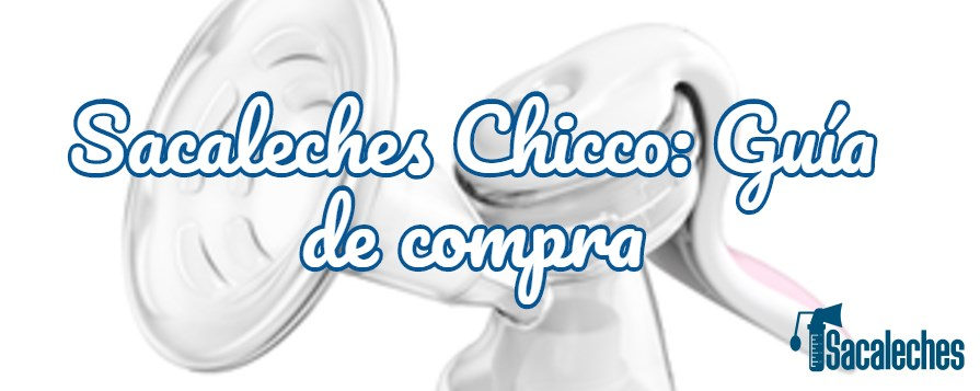 sacaleches chicco comprar