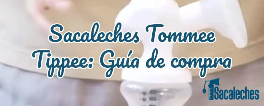 comprar sacaleches tommee tippee